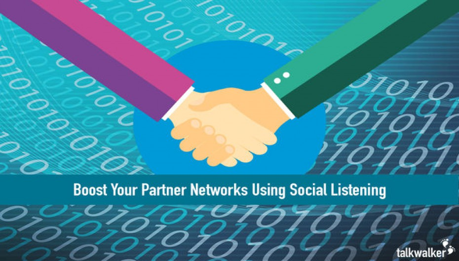 Partners On Social: How Software Companies Can Boost Partner Networks Using Social Listening