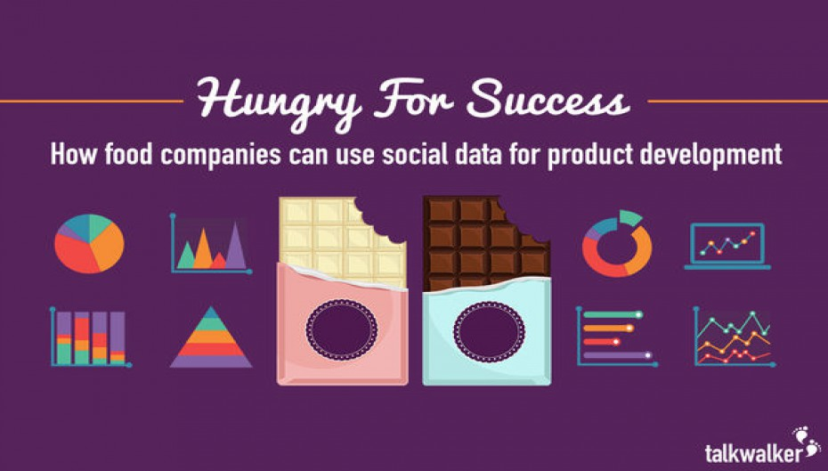 Hungry for Success - How Food Companies Can Use Social Data For Product Development