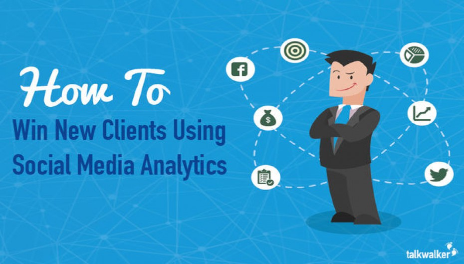 Win New Clients using Social Media Analytics for Professional Services