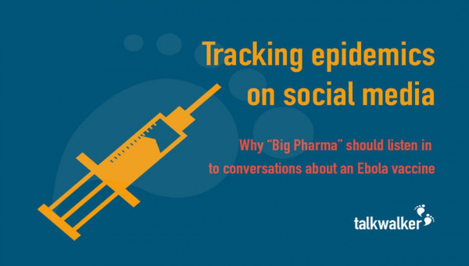 Why Big Pharma should listen in to conversations about an Ebola vaccine