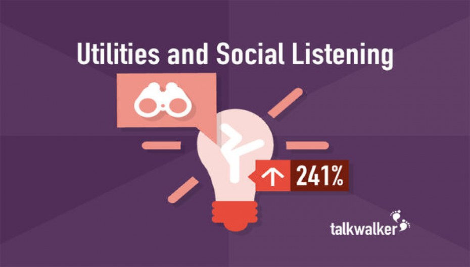 Utilities and Social Listening: 5 Ways to Power Your Business Strategy