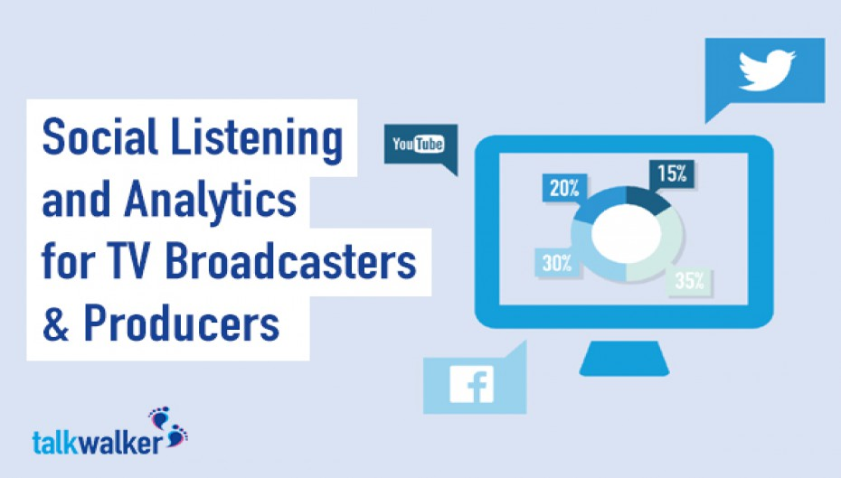 Social Listening & Analytics for TV Broadcasters