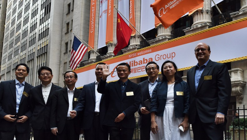 Social Media and the Stock Market: What Internet users expect from Alibaba