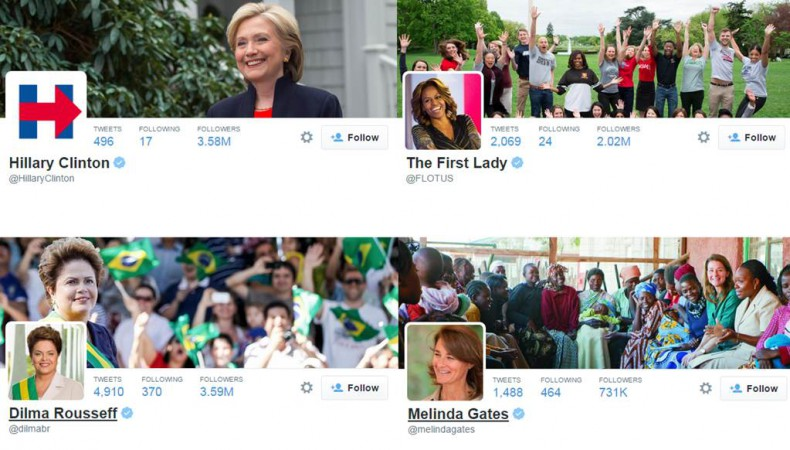 Social Media Lessons from the World's Most Powerful Women