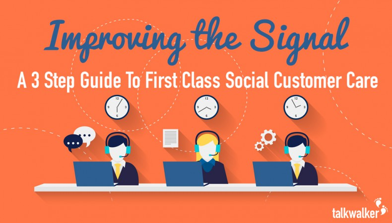 A 3-Step Guide to First-Class Customer Care