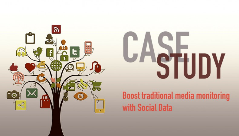 Case Study: how to boost media monitoring by integrating social data