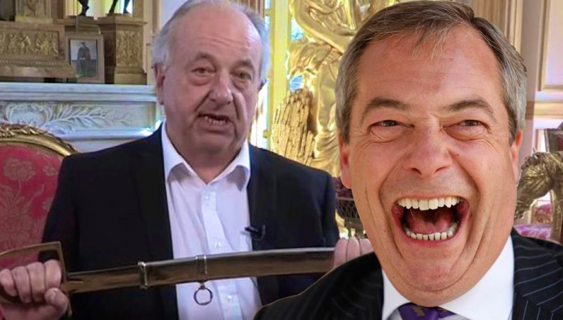 UK Election Social Round Up: Manifesto Madness, a Polish Prince and your 'Inner Nigel'