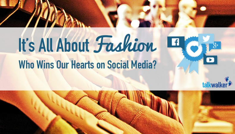 It's All About Fashion: Who Wins Our Hearts on Social Media?