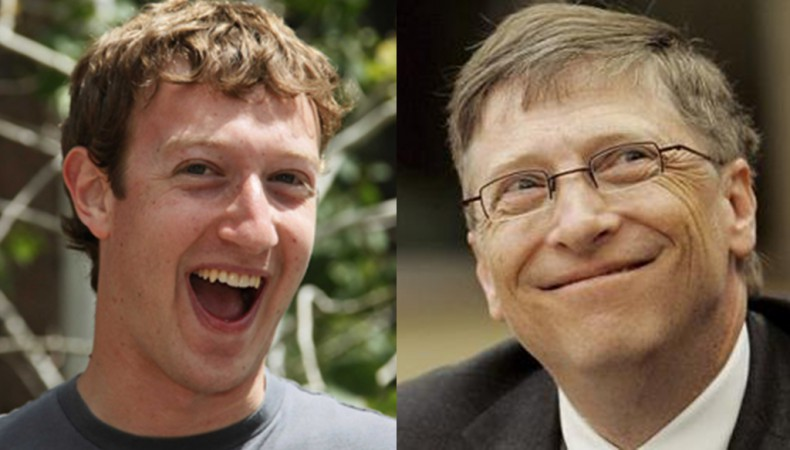 Forbes 400 - Gates Is America's Richest But He's Second On Social
