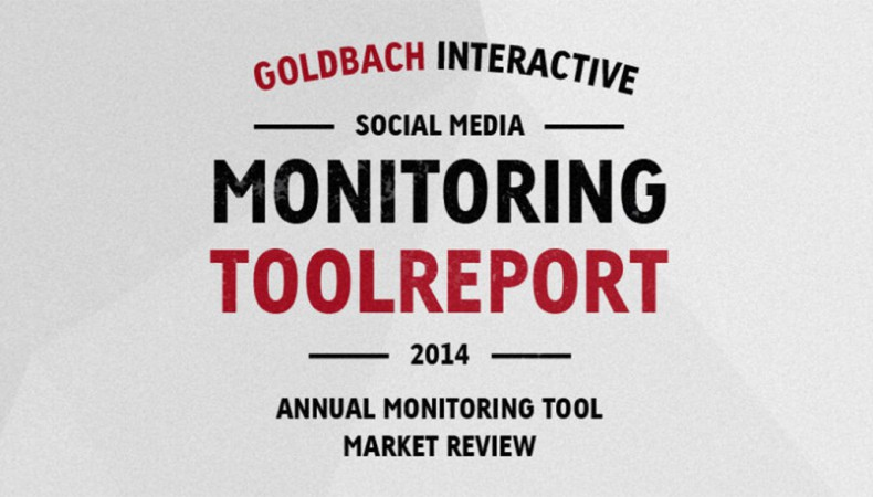 Talkwalker among the Top 15 Social Media Monitoring Tools 2014 worldwide