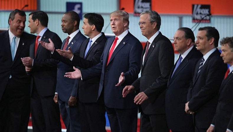 #GOPDebate - How It Went Down On Social Media