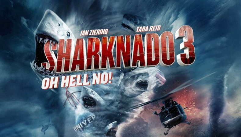 Sharknado 3: A Biting Analysis of a Social Media Whirlwind