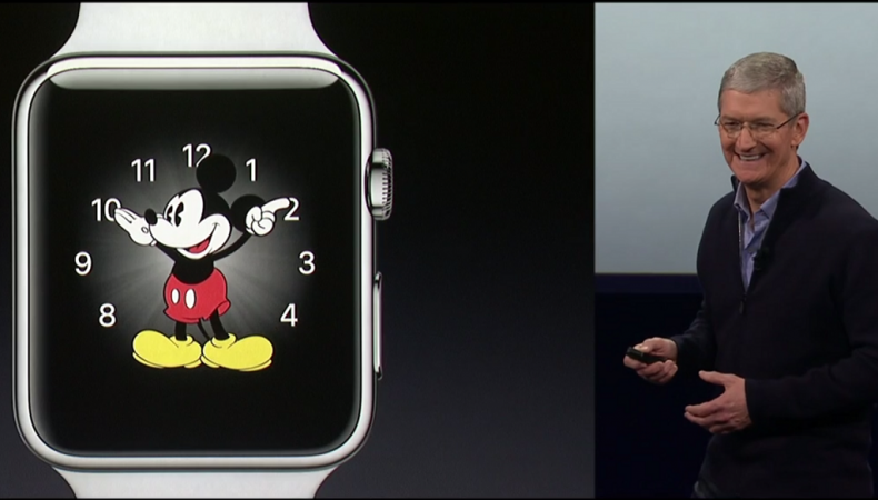 """Spring Forward"": Social Reactions to Apple's Newest Gadgets"