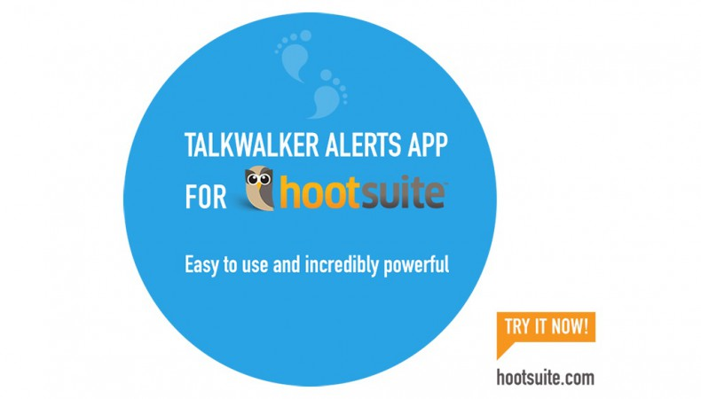 Talkwalker Alerts App for HootSuite: Expand Your Social Media Monitoring Capabilities
