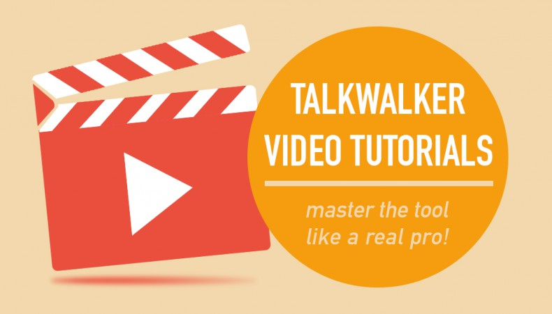 Die neuen Talkwalker Video-Tutorials