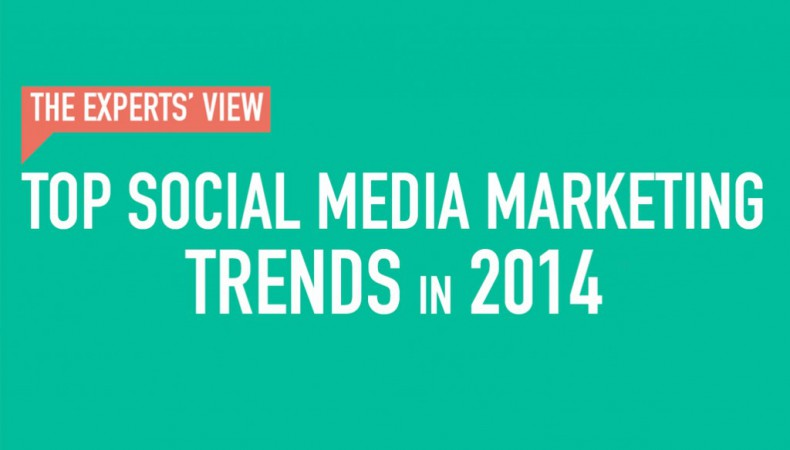 13 Social Media Marketing Trends in 2014 from the Experts