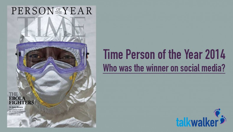 TIME Person of the Year 2014: Who was the winner on social media?