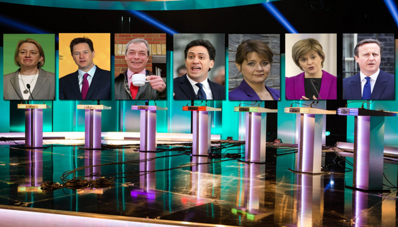 UK Party Leader's Debate: Criticism for Farage, Support for Sturgeon
