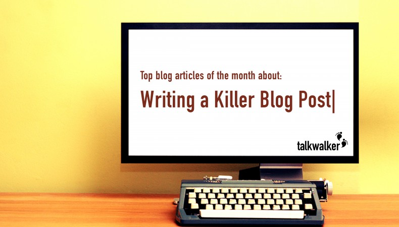 blog about writing