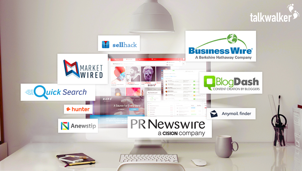 The best PR Tools