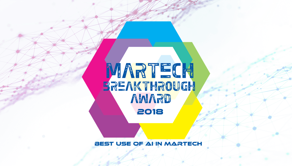 Best Use of AI In MarTech : Talkwalker snags new award