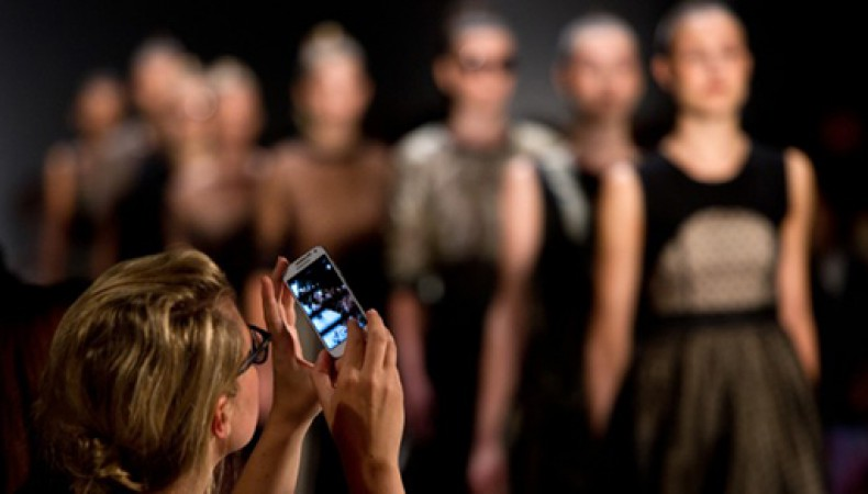 New York Fashion Week's Story on Social Media