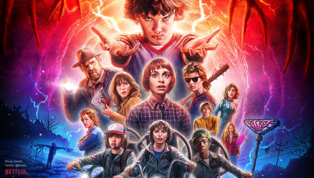 """Stranger Things"" & The Social Media Experience of Television"