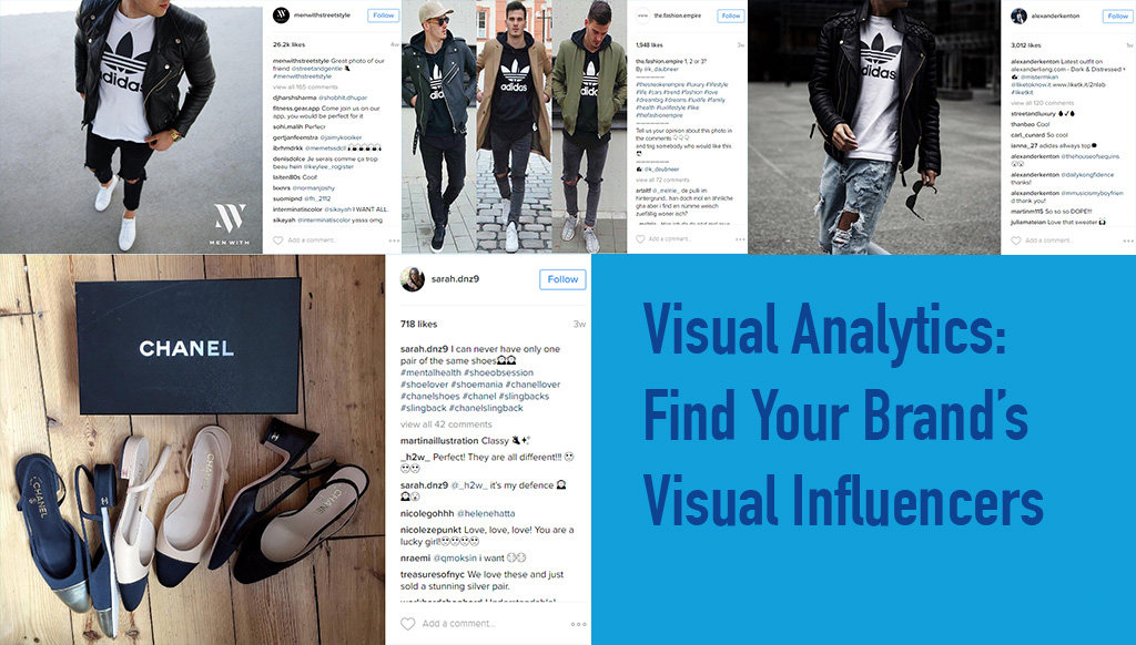 Visual Analytics: Find Your Brand's Visual Influencers