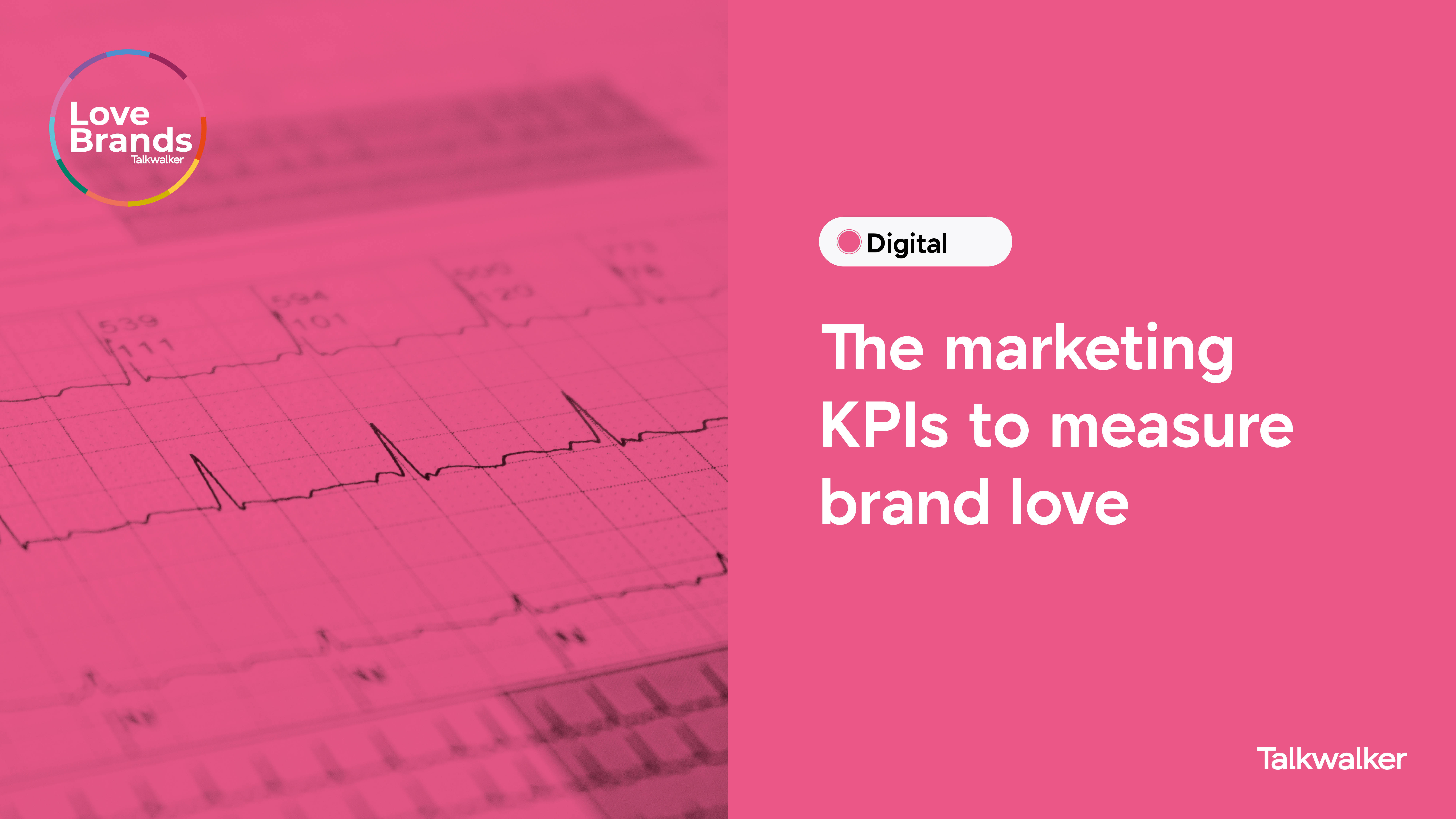 The marketing KPIs to benchmark your brand love
