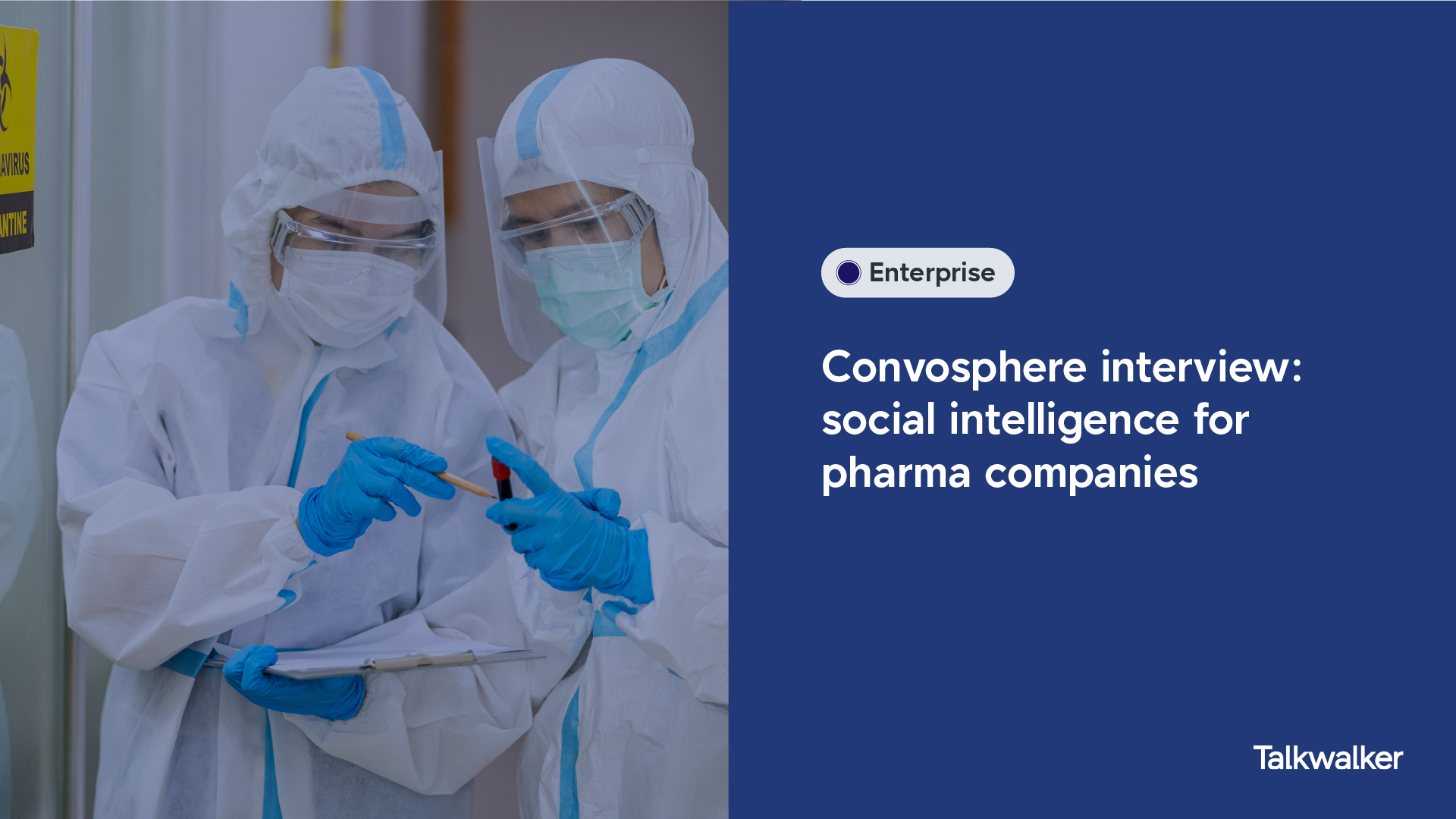 Convosphere interview: Social intelligence for pharma companies
