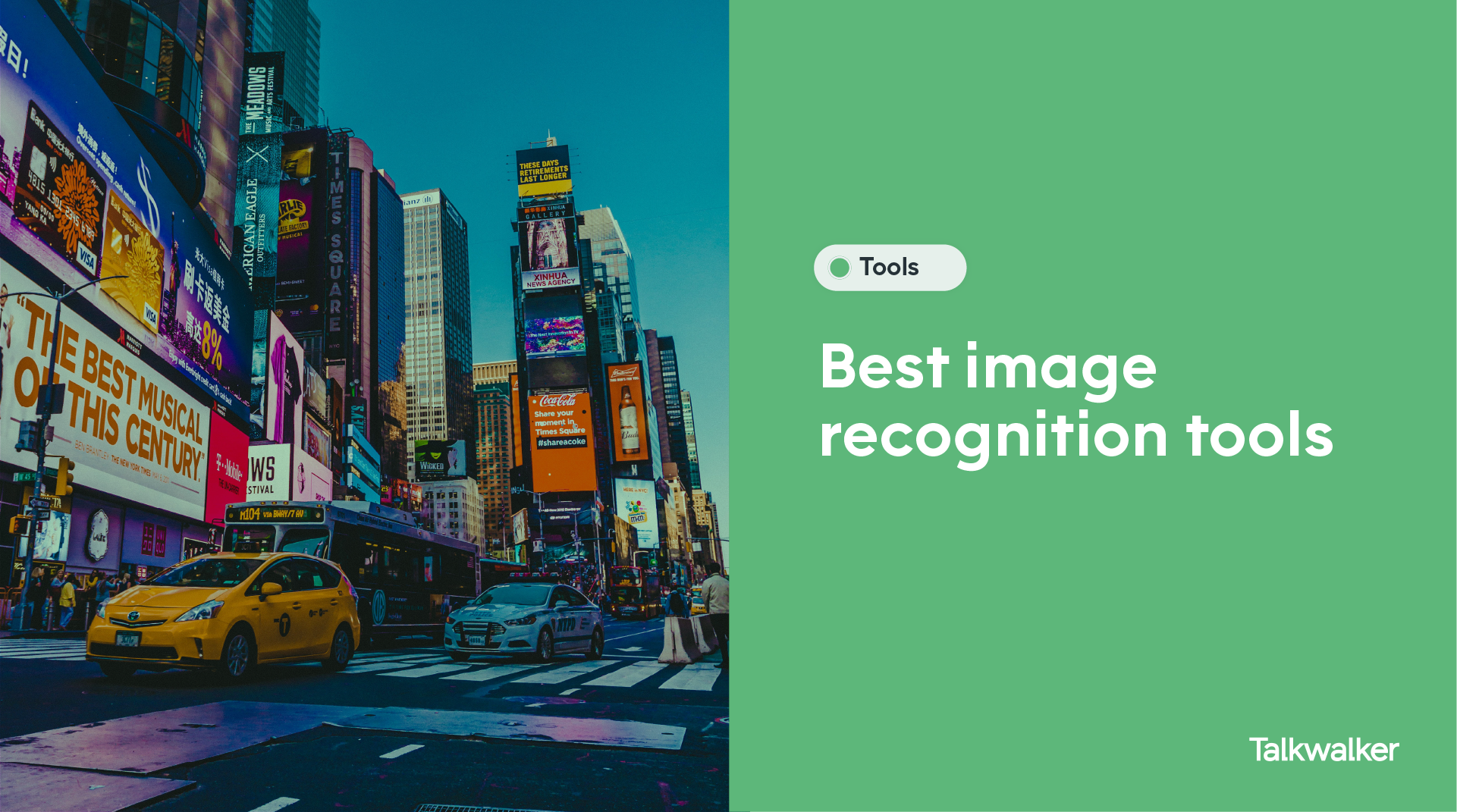 Best image recognition tools