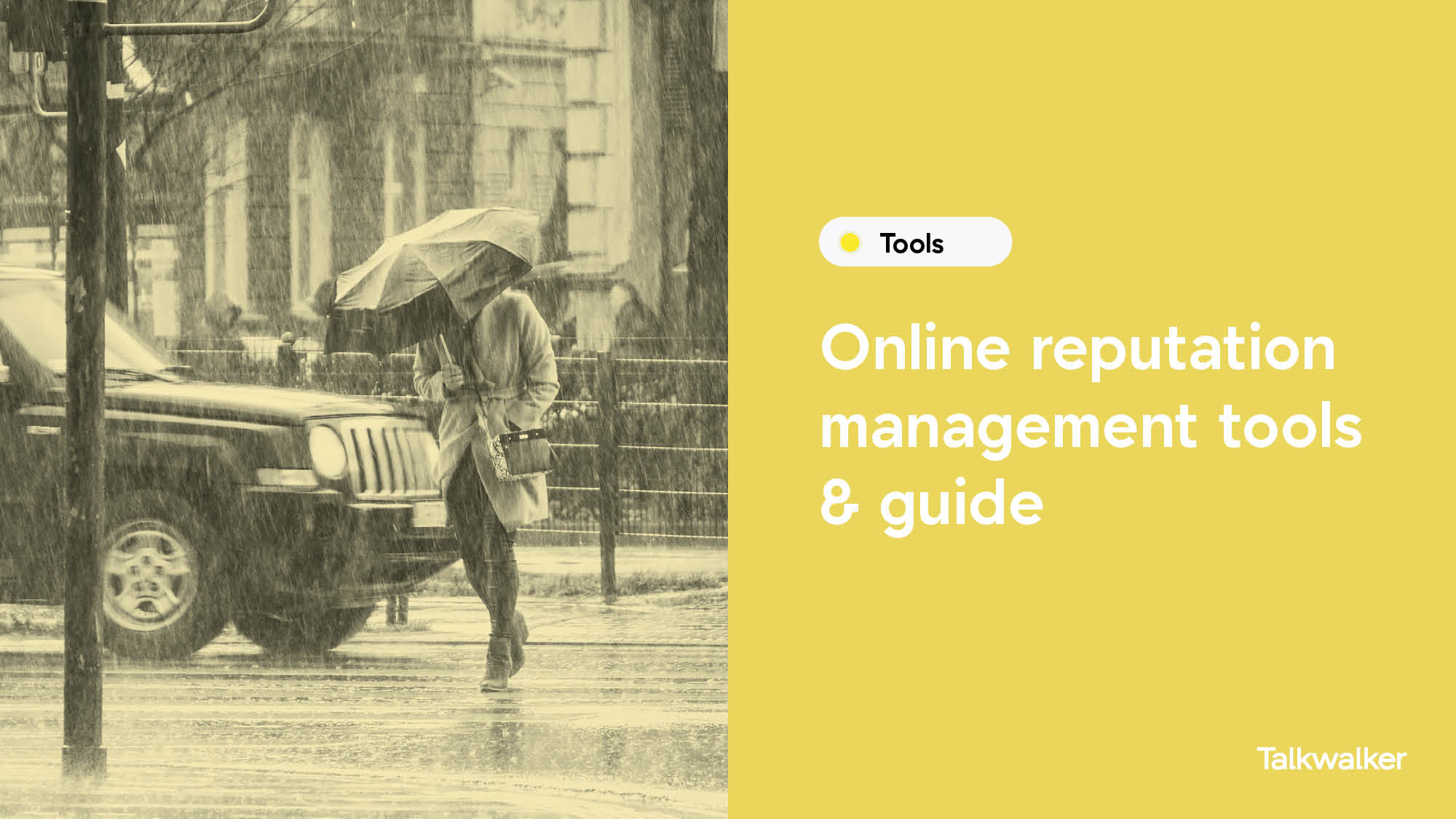 Best online reputation management tools guide