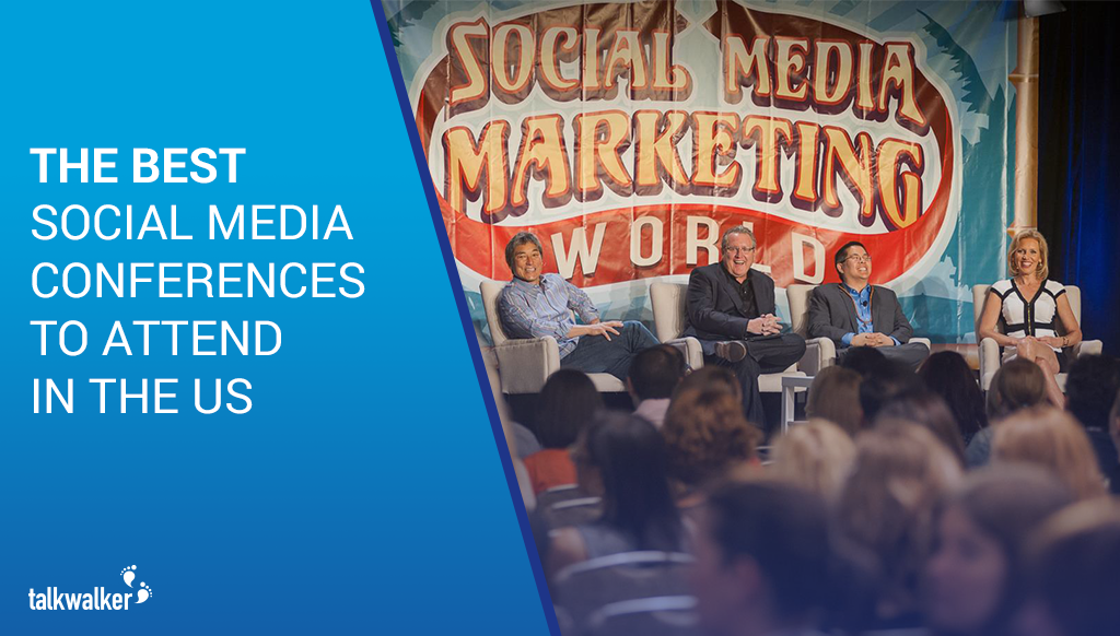Best Social Media Conferences in the US Calendar
