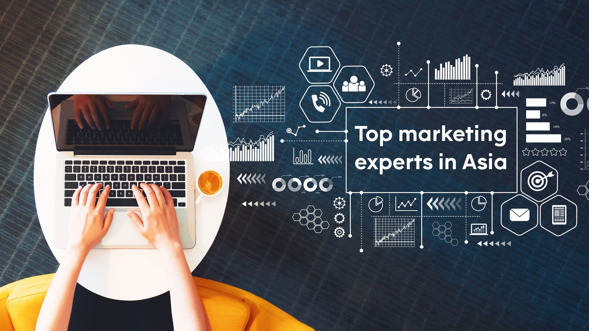 Top marketing experts in Asia