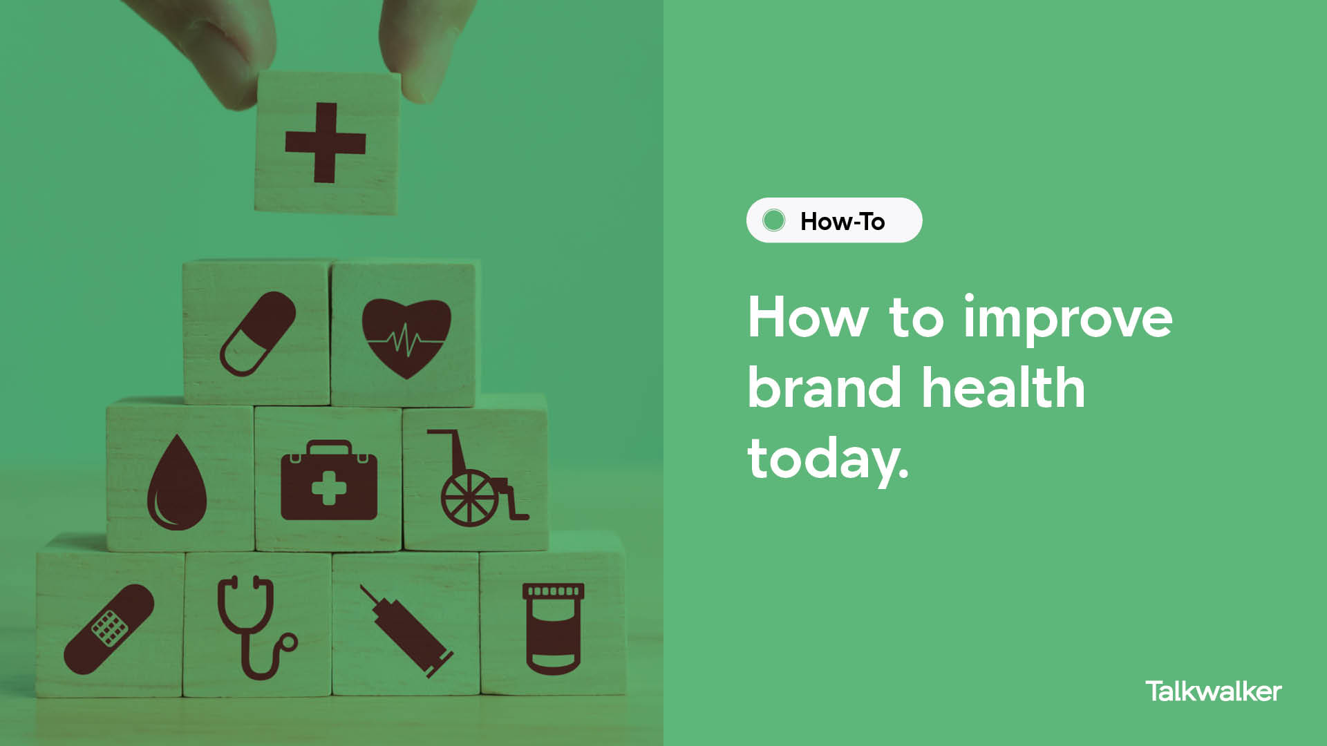 How to improve brand health today