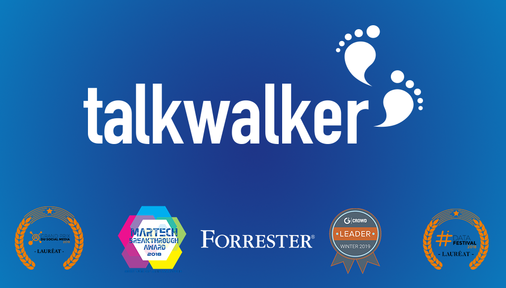 Innovation: Talkwalker's industry and social media awards 2018