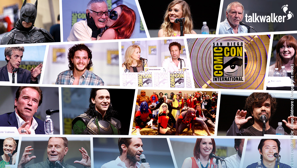 Comic-Con San Diego: Pop Culture Hits & Trends, As Told by Social Media