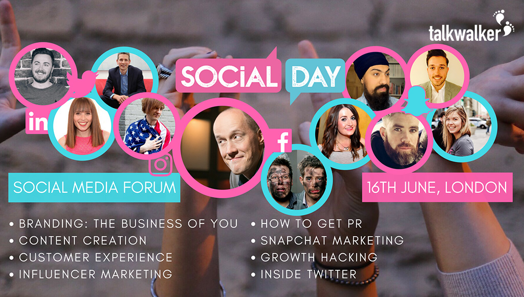 #SocialDayUK: Tips, hacks and fun galore at the UK's top social media event