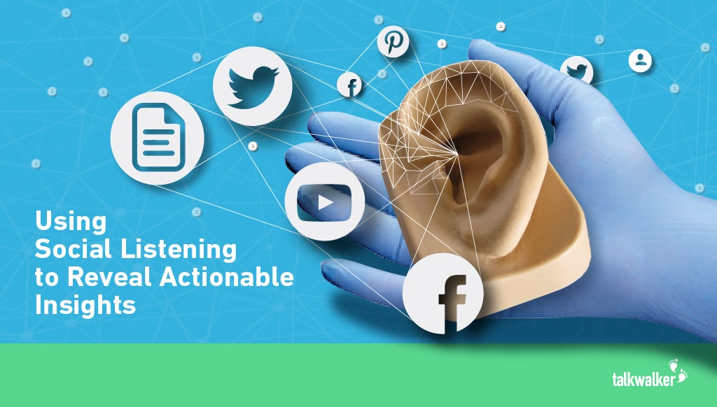 Using Social Listening to Reveal Actionable Insights – From the Crosby Marketing Blog