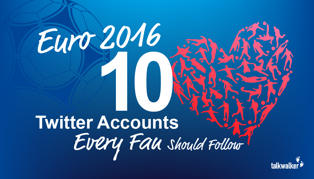 Euro 2016 on Twitter: 10 Great Accounts Every Fan Should Follow