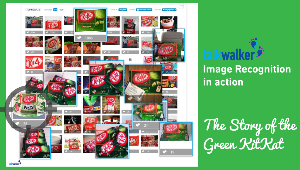 Image Recognition in Action: How the Green KitKat Conquered the World