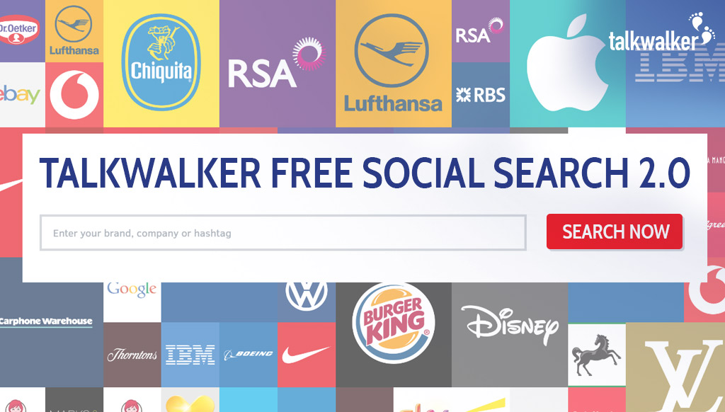 Free Social Search for campaign monitoring and hashtag tracking