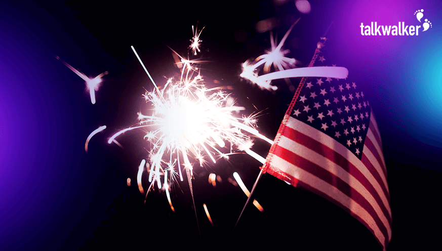 Sizzle, Bang, Shop: How Independence Day Played Out on Social