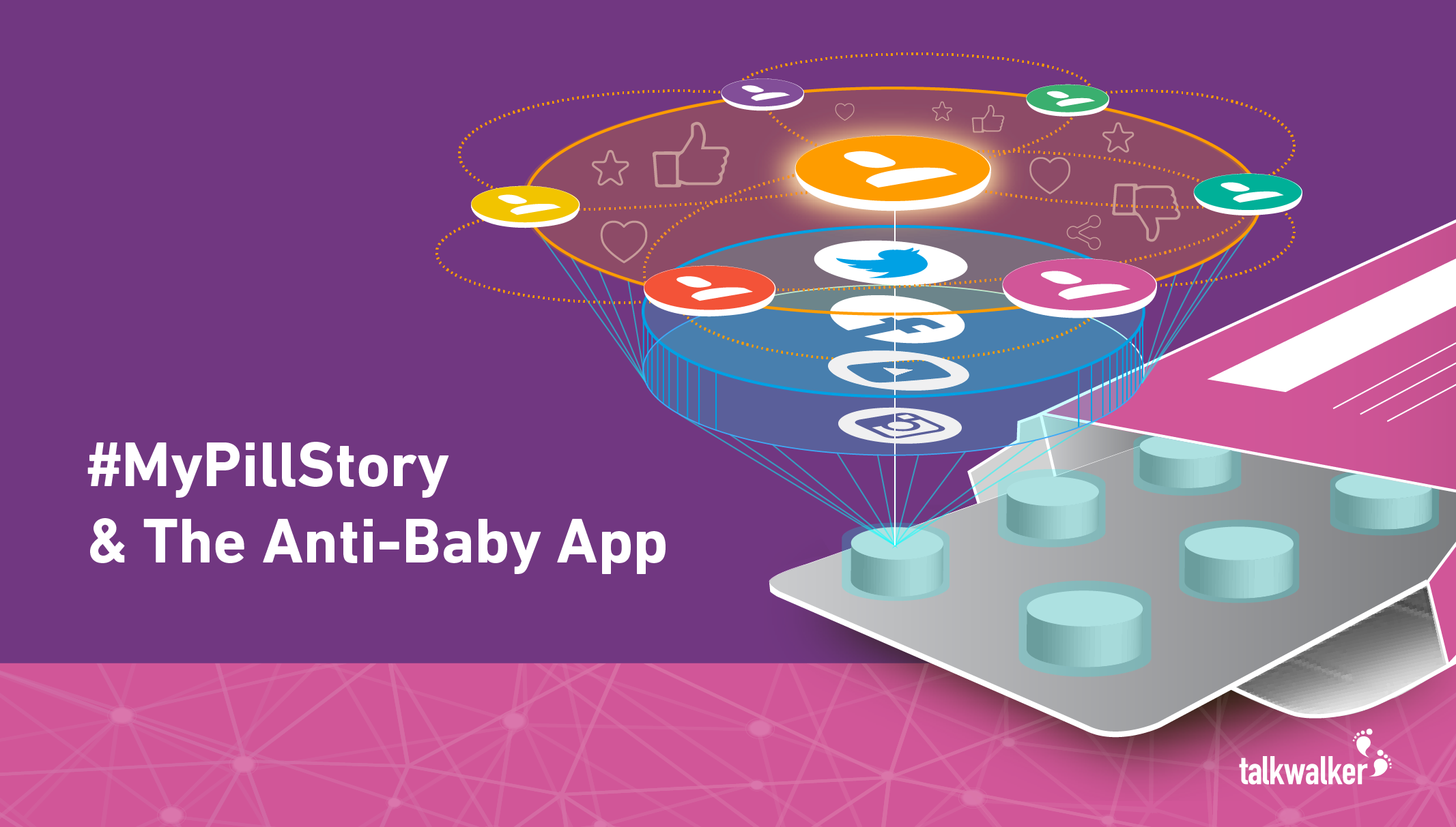 #MyPillStory & the Anti-Baby App: Why Pharma Can't Afford to Ignore Women's Health on Social