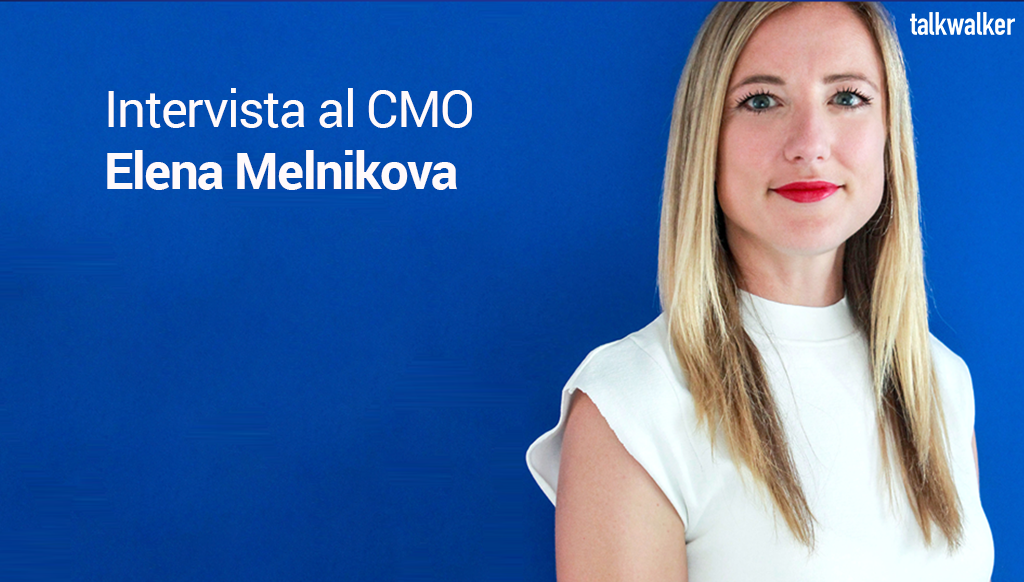 CMO 1x1 - Una serie di Talkwalker - Tecnologie Marketing