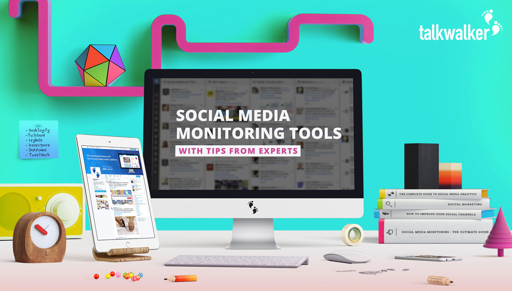 Social Media Monitoring Tools - with Tips from Experts