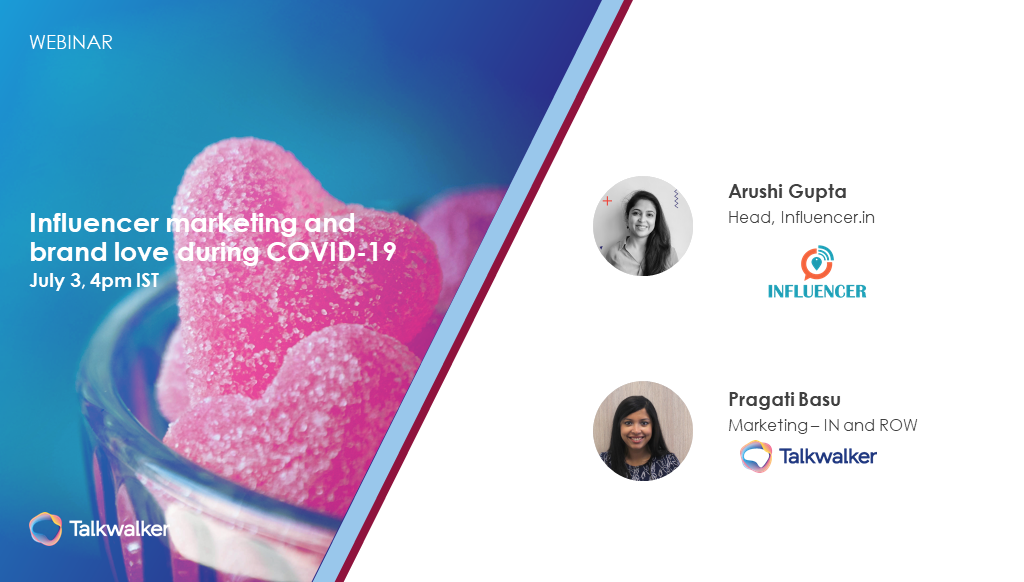 Webinar: Brand love during the Covid crisis