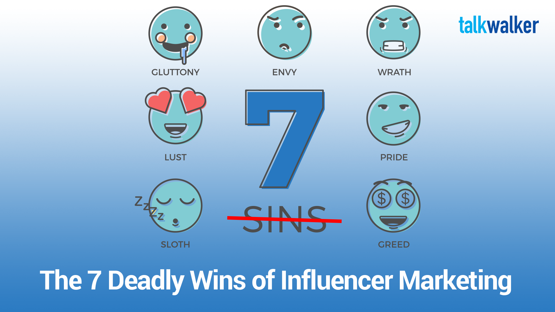 The 7 Deadly Wins of Influencer Marketing