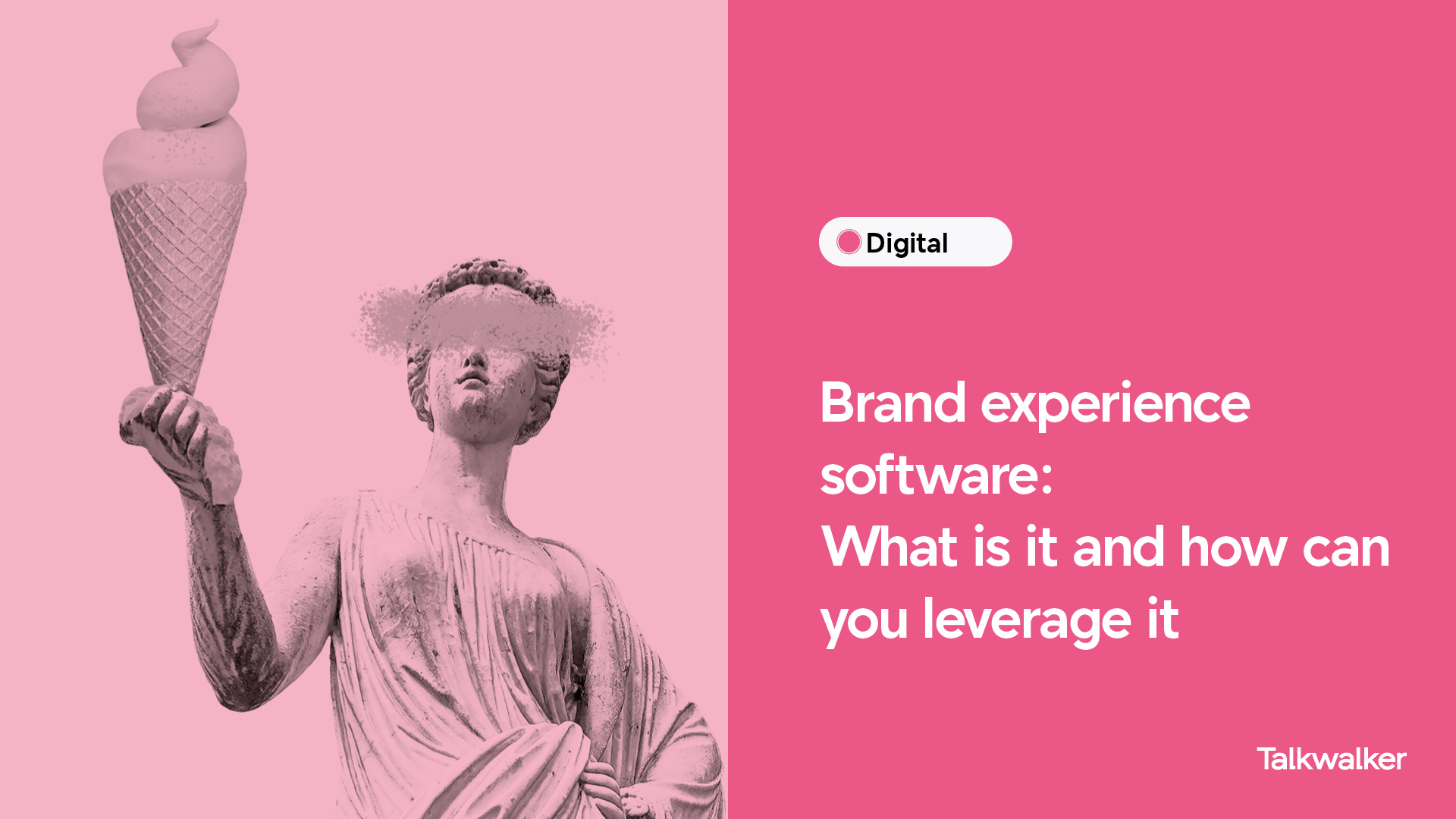 The best brand experience software