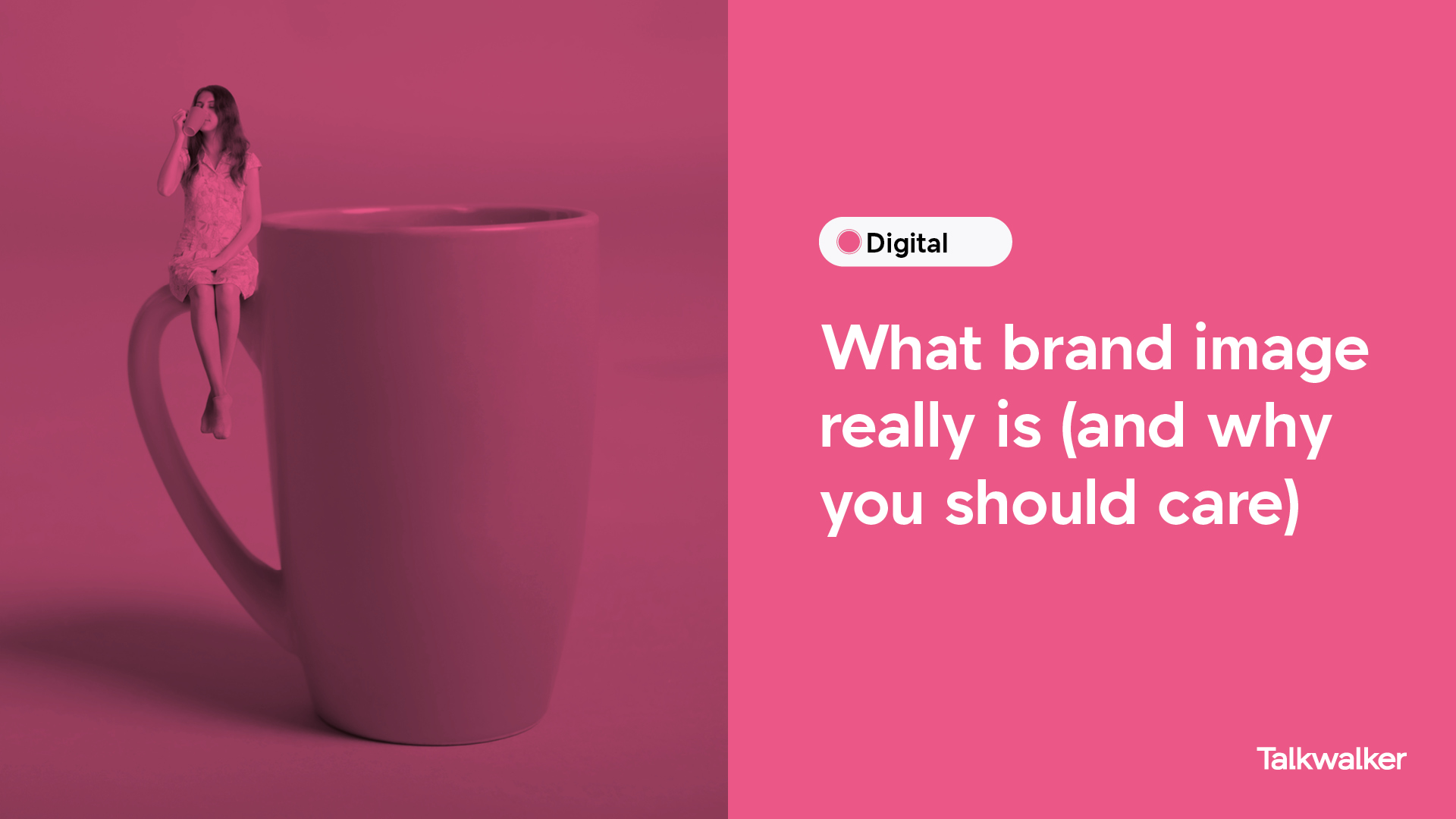 What is brand image?
